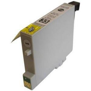 〔エプソン(EPSON)対応〕ICGL33 (ICチップ付)互換インクカートリッジ グロスオプティマイザ 〔5個セット〕 〔送料無料〕