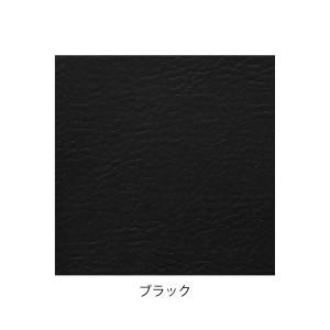 デザイナーズスツール キャスター付き クリア(ビニールレザー:ブラック/ナイロン)〔Mona.Dee〕モナディー WAS01SC