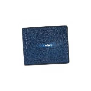 Nicola Ferri(ニコラフェリ) 二つ折り財布(小銭入れ付) GA10053 LAPIS 【送料無料】