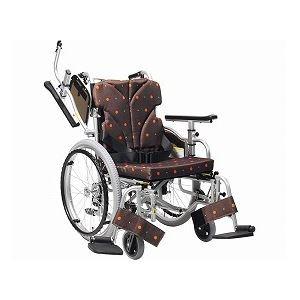 カワムラサイクル 自走用車いす 簡易低床型モジュール KZ20-38・40・42-LO 低床タイプ/ 座幅40cm No.100〔非課税〕 〔送料無料〕