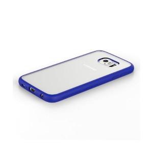〔Galaxy S6 ケース〕araree Hue Plus(アラリー ヒュープラス) AR6158GS6 ブルー 〔送料無料〕