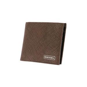 DIESEL (ディーゼル) X03344-P0517/H6028 二つ折り財布 〔送料無料〕