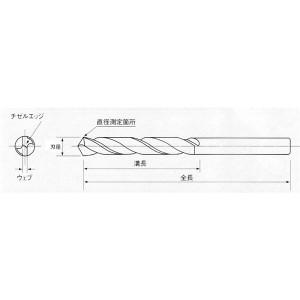 イシハシ精工 P-COD7.0 コバルト正宗ドリル(パック) 7.0 〔送料無料〕