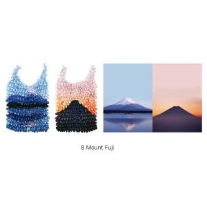 HAM−15絞りバッグ Mount Fuji 〔送料無料〕