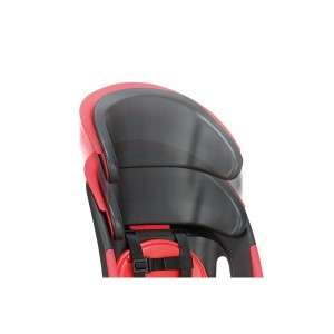 ヘッドレスト付き後ろ用子供乗せ(自転車用チャイルドシート) 〔OGK〕RBC-011DX3 ブラック(黒)/こげ茶 〔送料無料〕