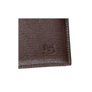 IL BISONTE(イル ビゾンテ) カードケース  C0980 455 MOKA 【送料無料】