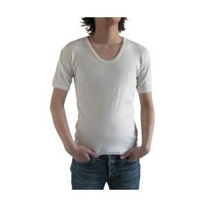 東ドイツタイプ Uネック Tシャツ JT039YD エンジ サイズ5 〔 レプリカ 〕  〔送料無料〕