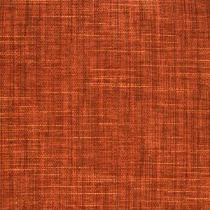 スタッキングスツール/腰掛け椅子 〔同色4脚セット〕 ファブリック木製脚 オレンジ(橙) 〔完成品〕 〔送料無料〕