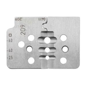 RENNSTEIG(レンシュタイグ) 708 209 3 0 ソーラー(RADOXR 125)ストリップ用替刃 〔送料無料〕