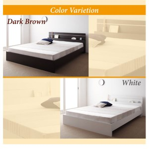 連結ベッド ワイドキング220 〔日本製ボンネルコイルマットレス付き〕 ホワイト 親子で寝られる 将来分割できる連結ベッド 〔送料無料〕
