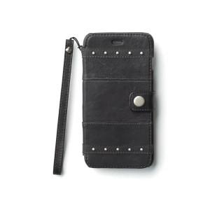 iPhone6s Plus/6 Plus ケース ZENUS Bohemian M Diary(ゼヌス ボヘミアンMダイアリー)アイフォン(dark grey) 〔送料無料〕