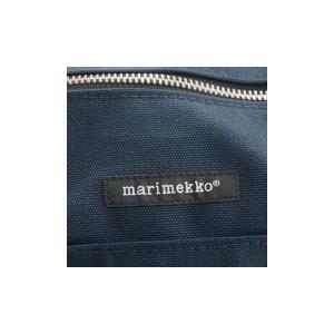 marimekko(マリメッコ) ナナメガケバッグ  44308 2 DARK BLUE 【送料無料】