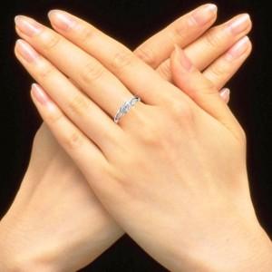 ダイヤリング 指輪 11号 〔送料無料〕
