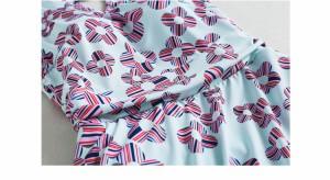 natu-loha「涼し気に可愛さをプラス」体型カバーのワンピース水着 2018 春夏 PTX9506