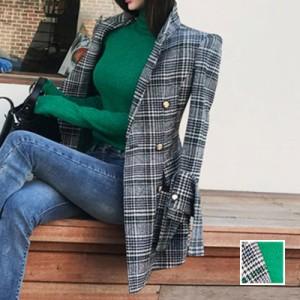 f6084f3765394 韓国 ファッション レディース アウター ジャケット 秋 冬 カジュアル naloD897 韓国 オルチャン ファッション コーデ 20代 30