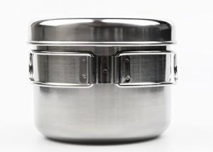 キャプテンスタッグ キャンプ BBQ用 鍋 皿セット カートリッジクッカーセット820mlM-8579