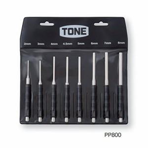 トネ(TONE) ピンポンチセット PP800 ブラック 内容8点