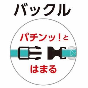 ペティオ (Petio) ARFashion ハートドットベストハーネス XS ブラック