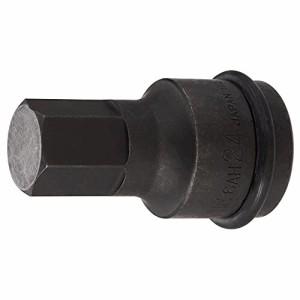 トネ(TONE) インパクト用ヘキサゴンソケット 6AH-24 差込角19.0mm 二面幅24mm