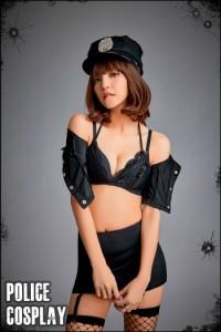 コスプレ ポリス 制服 ハロウィン コスチューム 衣装