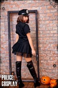 【ハロウィン】コスプレ ポリス 制服 ハロウィン コスチューム 衣装