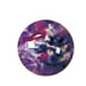 ネイルズマジック カリーノストーン マーブルパープル 丸2mm /50P【ネイルアートアクセサリー・ネイルストーン関連ネイル用品】
