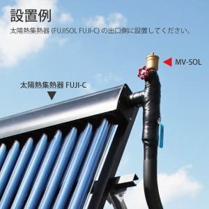 【高温対応】空気抜き弁 AV-SOL