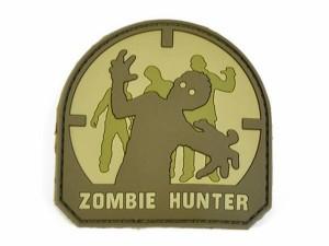 PTS Mil-Spec PVCパッチ Zombie Hunter (ARID)