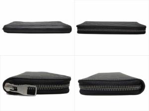 【ウエダセール】【LOUIS VUITTON】ルイヴィトン N63548 ジッピーウォレット・ヴェルティカル ダミエ アンフィニ オニキス 財布 財布