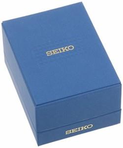 【当店1年保証】セイコーSeiko Men's SNE050 Solar Strap Charcoal Dial Watch