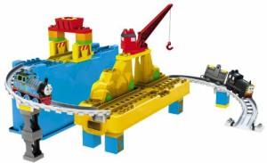 メガブロックMega Bloks Thomas and Friends - Busy Day at the Quarry