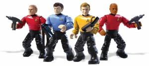 メガブロックMega Construx Star Trek Guardian of Forever Collector Construction Set