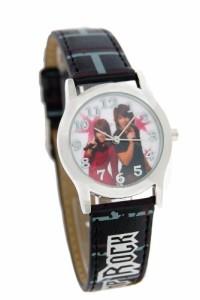 【当店1年保証】ディズニーDisney High School Musical Camp Rock Watch #41376A