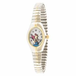 【当店1年保証】ディズニーDisney Women's MCK625 Minnie Mouse Two-Tone Expansion Band Watch