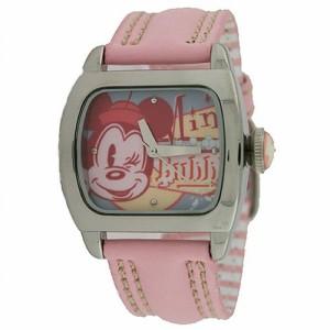 【当店1年保証】ディズニーMini Mouse Goes Retro Fashion Teen Adult Watch