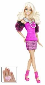 バービーBarbie Fashionistas Barbie Doll - Pink Dress
