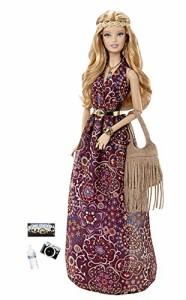 バービーThe Barbie Look Barbie Boho Doll