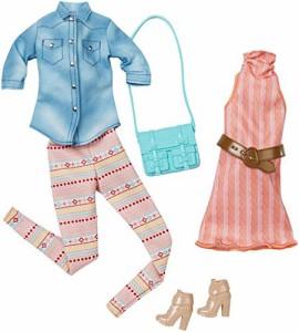 バービーBarbie Fashion 2 Pack Casual - Pastels