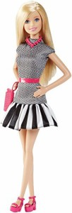 バービーBarbie Fashionistas Doll Statement Stripes