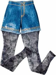 バービーBarbie Fashion Pack, Denim and Roses Shorts