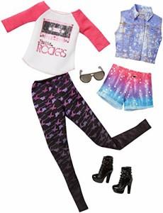 バービーBarbie Fashion 2 Pack Casual Chic