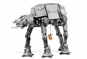 レゴLEGO 10178 - Star Wars Motorized Walking AT-AT