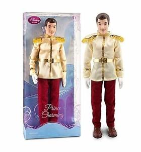 シンデレラDisney Cinderella Prince Charming Doll -- 12''