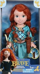 メリダとおそろしの森Disney My First Disney Princess Toddler Merida 13 Inch Doll