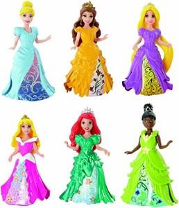 ディズニープリンセスDisney Princess Magiclip Princess 6-Pack