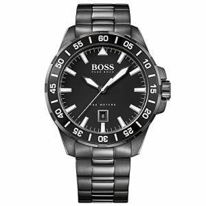【当店1年保証】ヒューゴボスHugo Boss Black Deep Ocean Mens Watch 1513231
