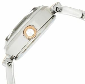 【当店1年保証】オリエントORIENT watch iO suite jewelry solar mass media model WI0191WD Ladies