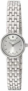 【当店1年保証】ティソTissot Women's 'T-Trend' Swiss Quartz Stainless Steel Casual Watch, Color:Sil