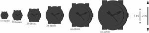 【当店1年保証】ティソTissot Men's 'Quickster' Swiss Quartz Stainless Steel and Nylon Watch, Multi
