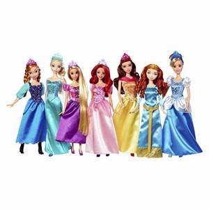 ディズニープリンセスDisney Princess Collection 2014 7 Doll Pack